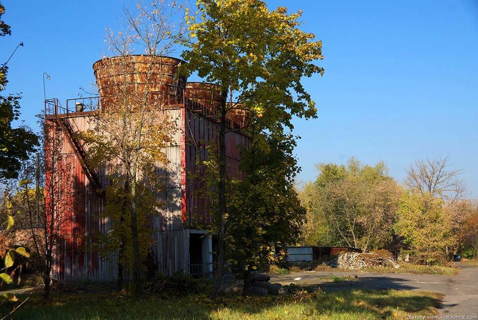 Киевский ядерный реактор