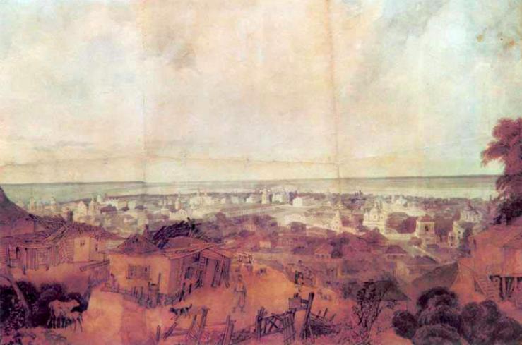 Какой борщ ели на Киевщине более 150 лет назад