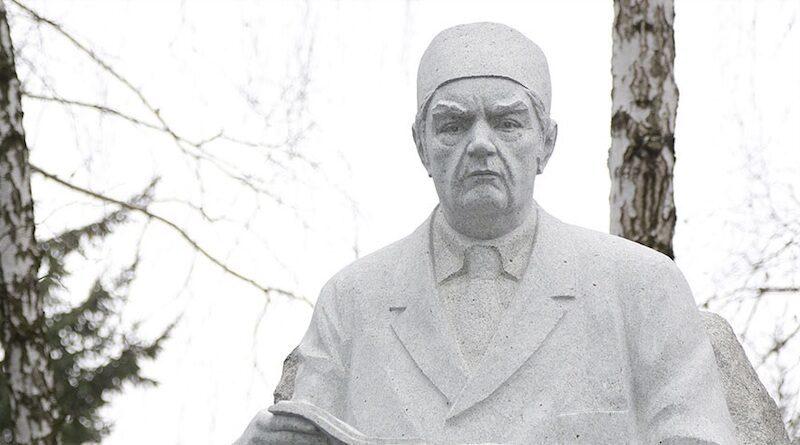 Пам'ятник Олександру Шалімову