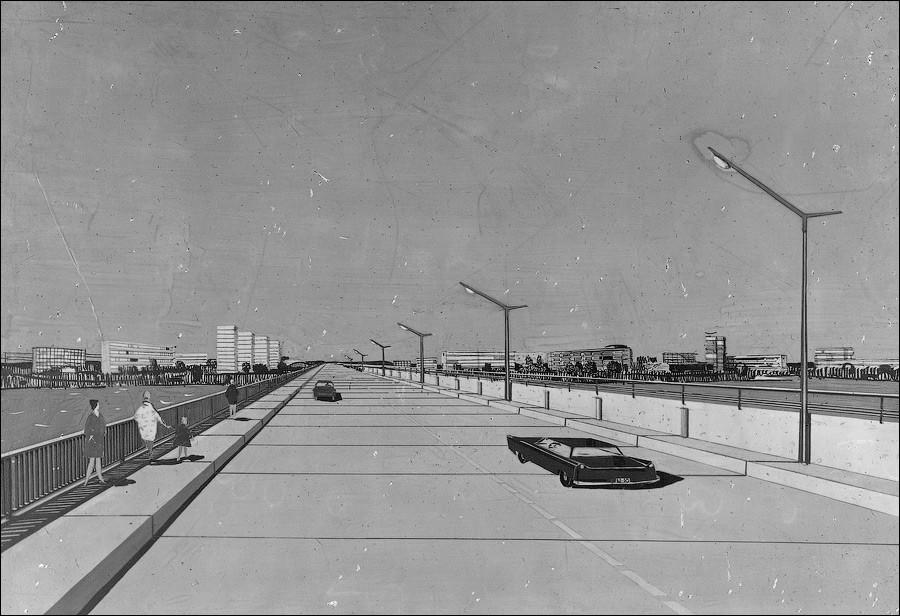Міст метро Русановський