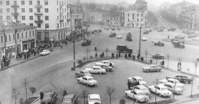 Євбаз та околиці на рідкісних кадрах кінохроніки 1960-х років
