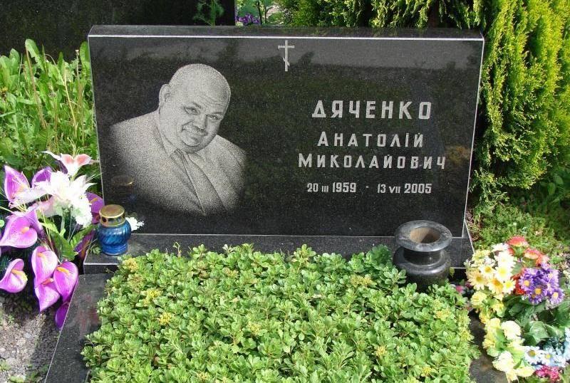 Анатолій Дяченко