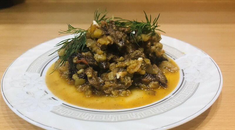Мясо по-киевски