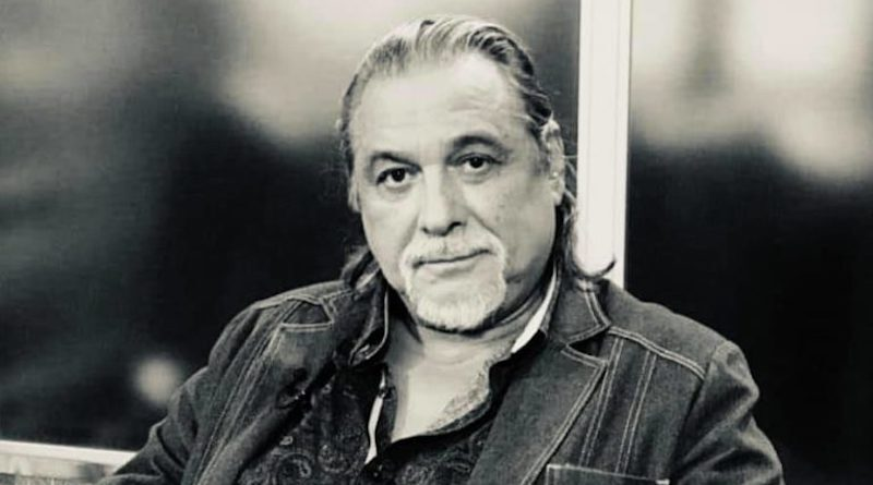 Від Сovid - ускладнень помер керівник циганського театру у Києві Ігор Крикунов