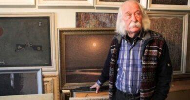 Пейзаж Івана Марчука було продано майже за 100 тисяч доларів — це новий рекорд в історії українських аукціонів.