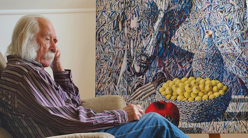 Зеленський підписав указ про створення у Києві центру сучасного мистецтва Івана Марчука