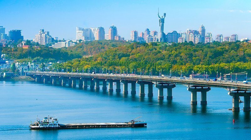 Міст Патона. Історія