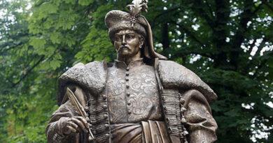памятник Пилипу Орлику.