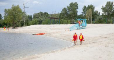 До літнього сезону в столиці вже готові всі 14 комунальних пляжів – Кличко