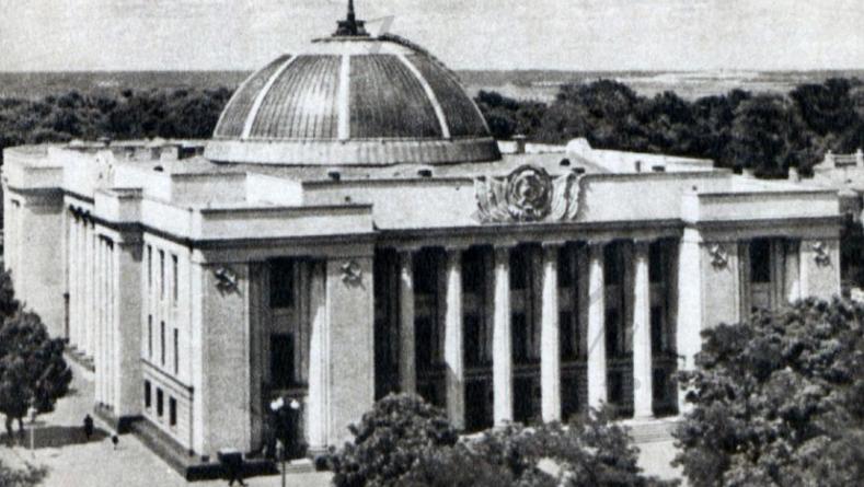 Из истории киевской фотолетописи - Киев на открытках 1955 года.