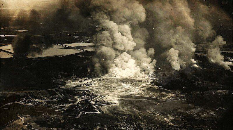 Взрывы артскладов на Зверинце 1918 года.