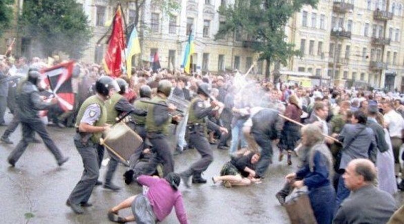 Чорний вівторок або друге софійське побоїще 1995 року