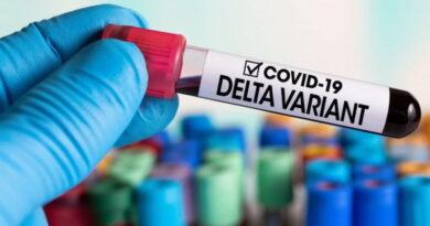 В Олександрівській лікарні Києва первинним тестуванням виявили 6 випадків COVID-19 штаму Дельта.