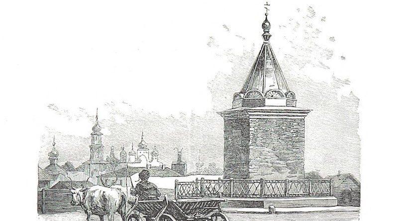 Ірининський собор та Ірининський стовп. Історія