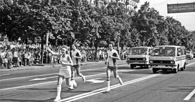 XXII літні Олімпійські ігри в столиці України.