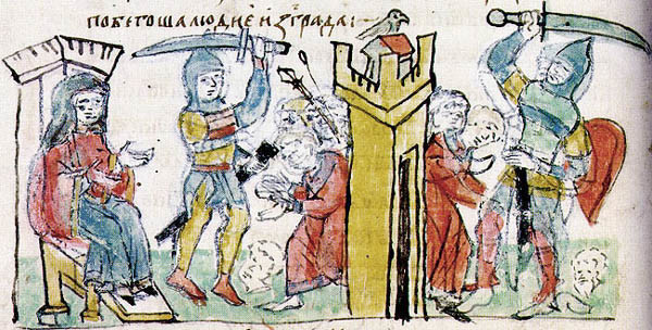 Княгиня київська Ольга