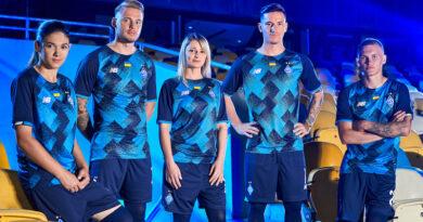 ФК «Динамо» Київ презентував нову форму сезону 2021/22 від New Balance