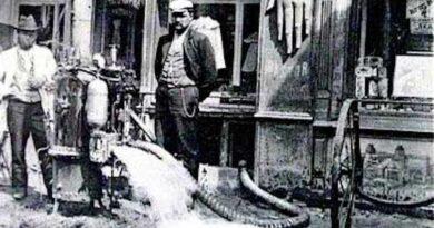 Июльский ураган в Киеве 1902 года