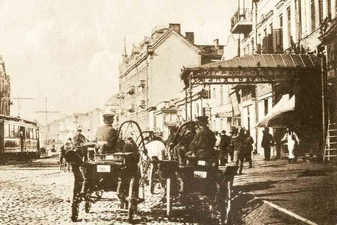 Липневий ураган в Києві 1902 року
