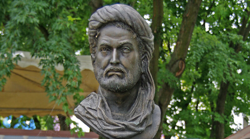Пам'ятник Авіценні.