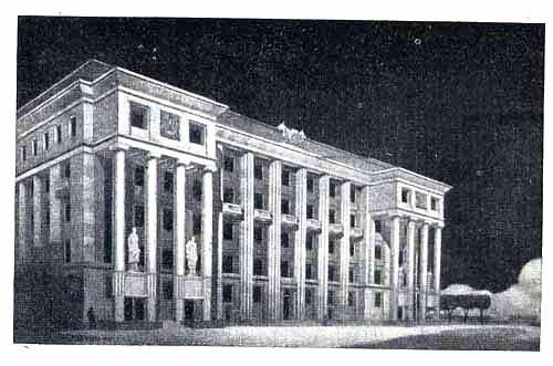 Київська архітектурна спадщина Володимира Заболотного