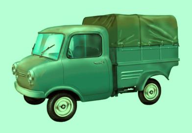 Перший київський автомобіль
