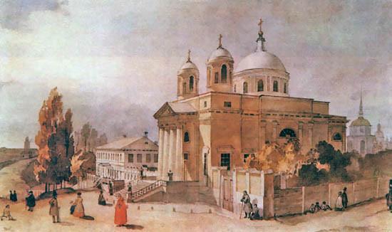 Костел святого Александра