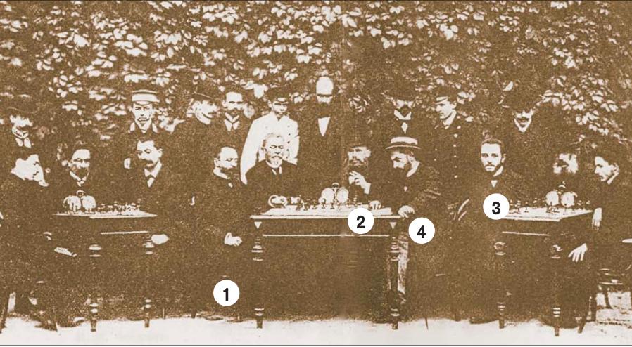 Київський шаховий турнір 1903 року