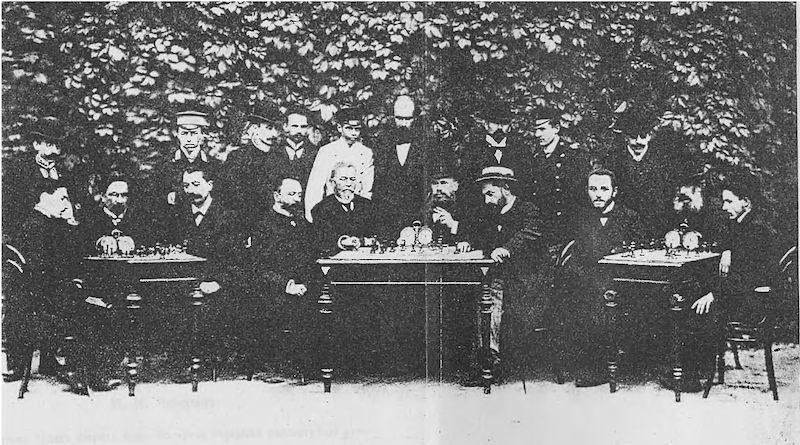 Киевский шахматный турнир 1903 года