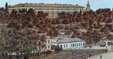 Из истории киевских учебных заведений - Институт благородных девиц.