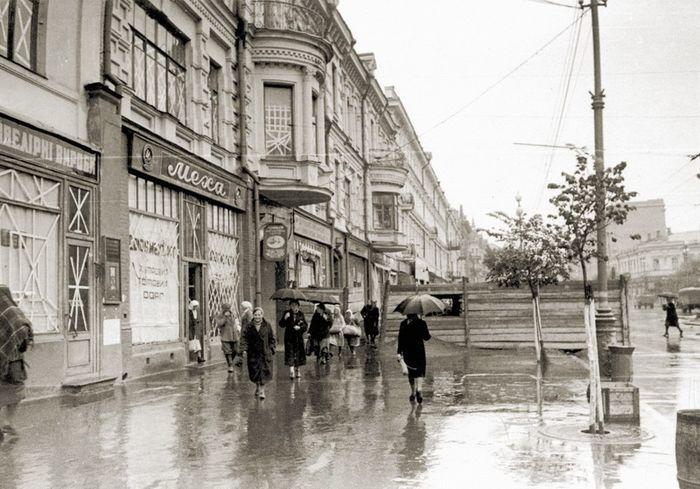 Нацисти на Банковій: як жив Київ під окупацією