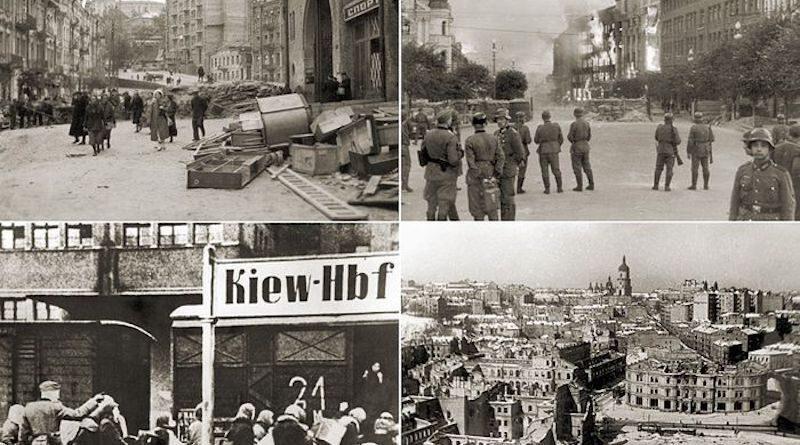Київ під нацистами: розстріли євреїв і лютий комендант. ЧАСТИНА 3