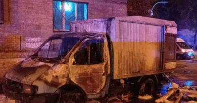 Киянин підпалив авто, бо не сподобалось, як припаркували