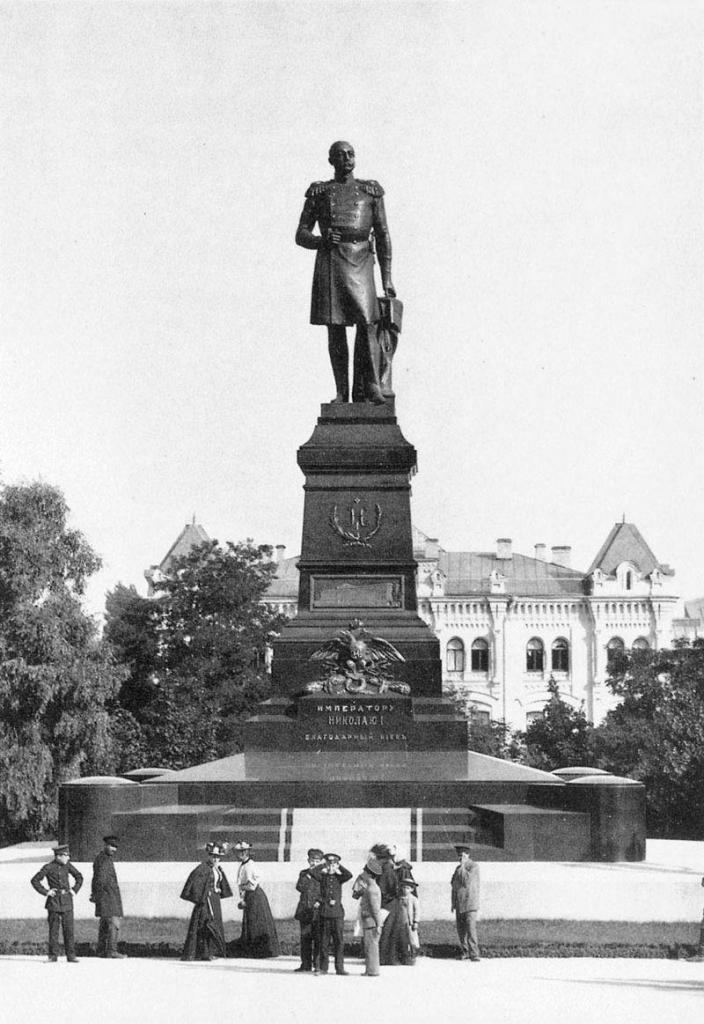 Пам'ятник Миколі I