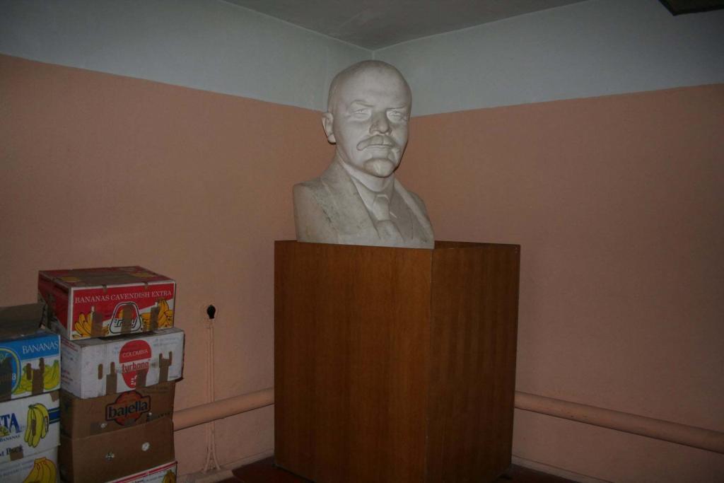 Тайный бункер времен СССР
