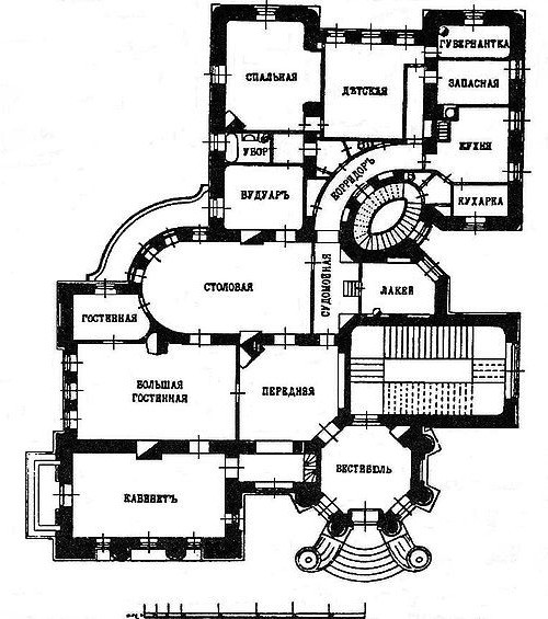 Будинок із химерами. Історія та легенди
