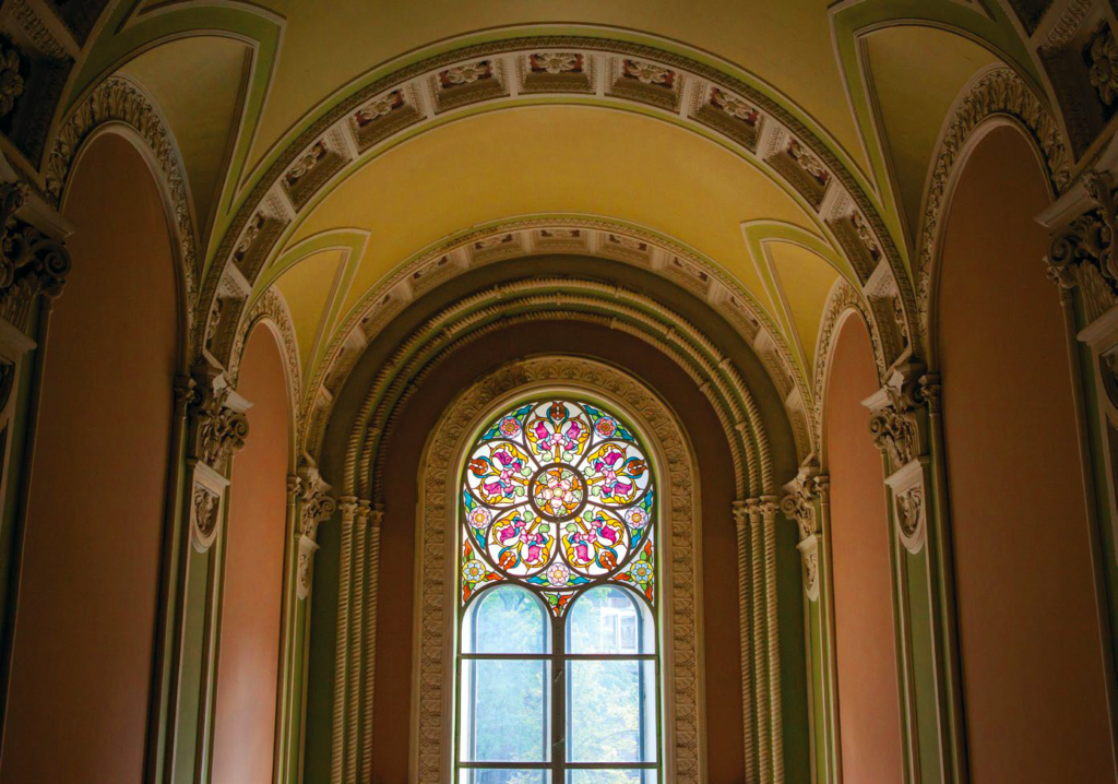 Национальный банк Украины.  История и архитектура