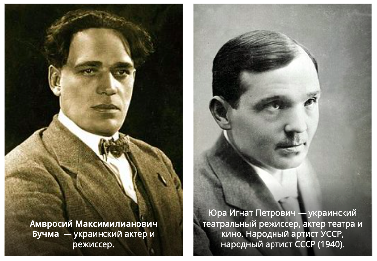 Театр имени Ивана Франко. История