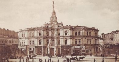 Київ початку ХХ століття на листівках Гудшона і Губчевського