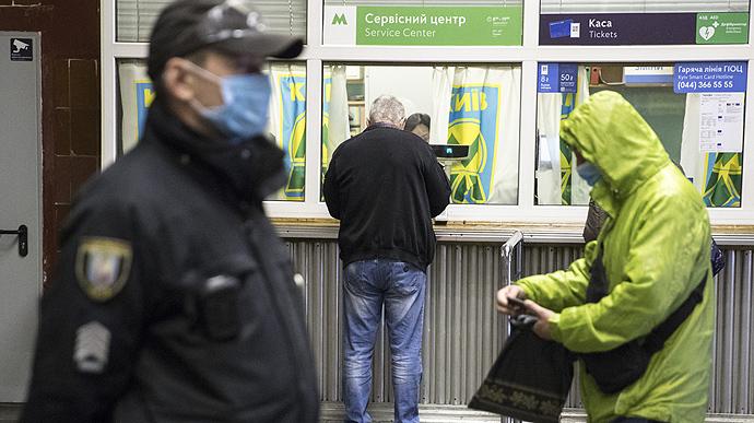 У Києві більше тисячі нових хворих на COVID за добу і 14 смертей