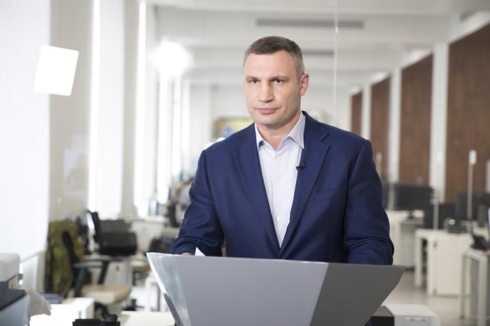 Кличко: На виборчі дільниці Києва вже доставили маски і дезінфектори