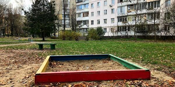 У Голосіївському районі облаштують новий сквер