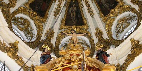11 років на реставрації: Андріївську церкву показали перед відкриттям
