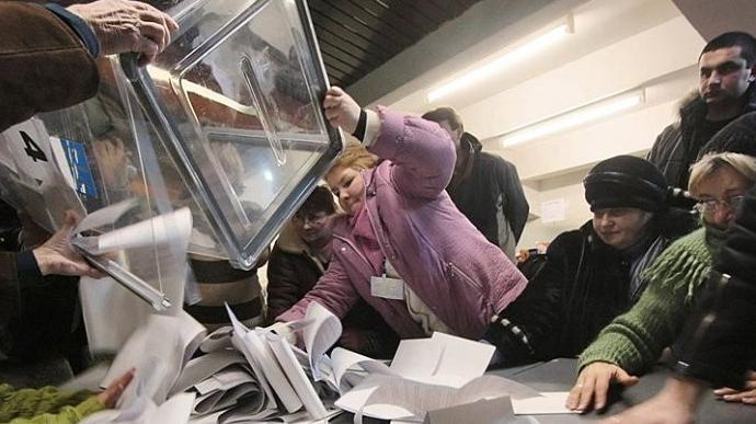 Вибори-2020: у Києві ще жоден райвиборчком не готовий здавати протоколи