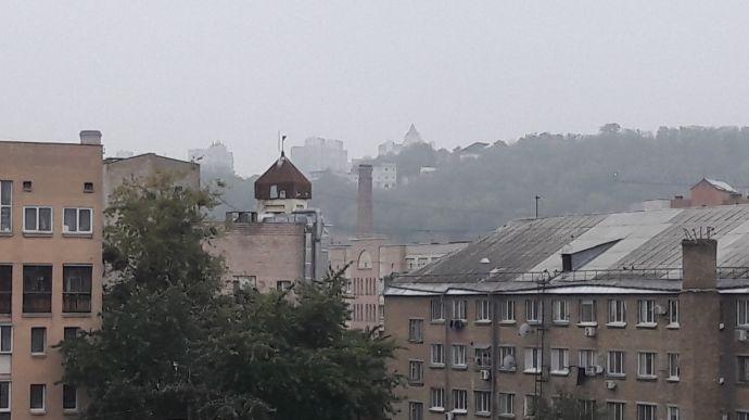Київ - на третьому місці за забрудненістю повітря у світі