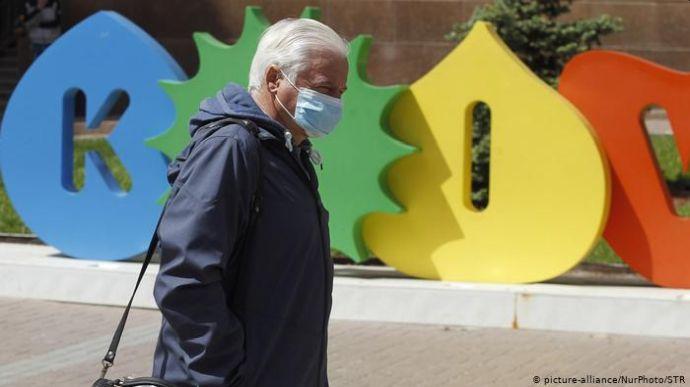 У Києві - теж антирекорд: понад 700 хворих на COVID за добу